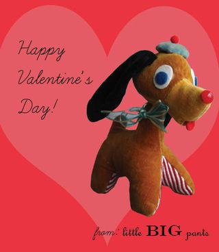 Dog_valentine