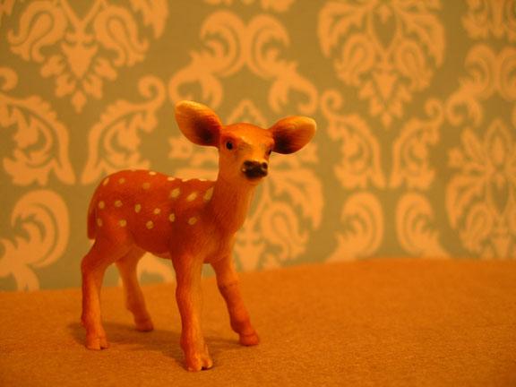 Deer_blue
